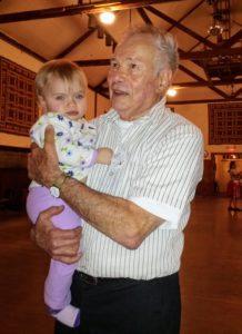Eph & Raeden waltzing